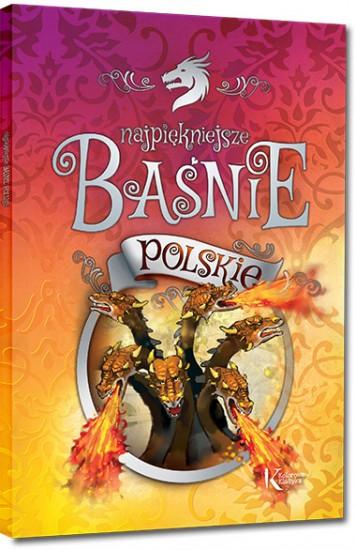 Najpiękniejsze Baśnie Polskie Klasyka Polskich Baśni